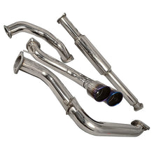 Injen Cat-Back Stainless Steel Exhaust System w/Titanium Tip Focus ST 2013+
