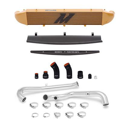Mishimoto Front Mount Intercooler Kit w/ Pipes Ford Fiesta ST 2014+