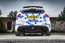 Milltek Sport Catback Exhaust Ford Focus RS 2016+
