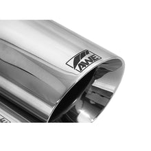 AWE Cat-Back Exhaust System Track Edition With Chrome Silver Tips Focus ST 2013+