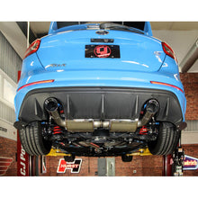 AWE Cat-Back Exhaust System Touring Edition Non-Resonated With Chrome Silver Tips Focus RS 2016+