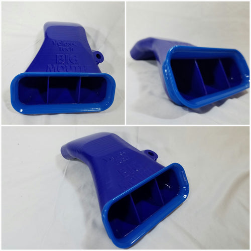 Velossa Tech Design Ram Air BIG MOUTH Intake Fiesta ST 2014-2017