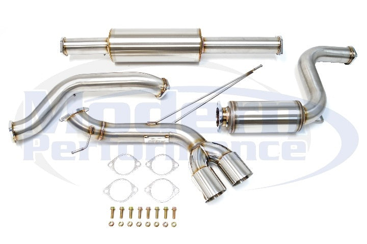 Modern Performance Exhaust Ford Focus ST 2013+