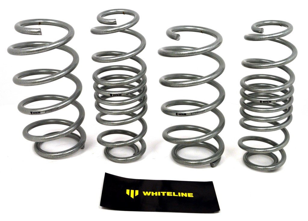 Whiteline Lowering Spring Kit Ford Focus RS 2016+