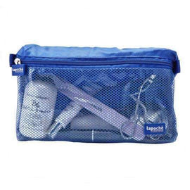 Water Resistant Pouch | Waterproof Pouch | Travel Accessories Blue