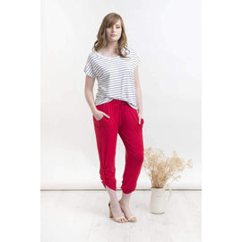 Bamboo Body Pocket Pants