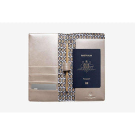 Corban & Blair_C&B Travel Wallet, Gwibiirr By Lucy Simpson - Ciao-Bella-Travel