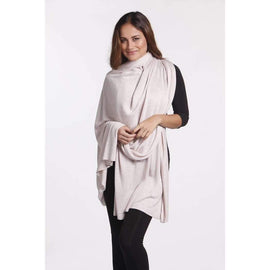 Bamboo Body Bamboo Cashmere Wool Travel Wrap | Travel Clothes