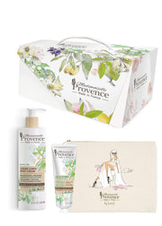Deluxe Organic Almond & Orange Blossom Collection Gift Set