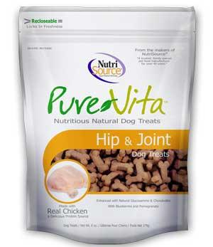 PureVita Hip & Joint Dog Treats