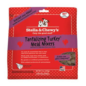 Stella & Chewy's Meal Mixers FD Tantalizing Turkey 8 oz