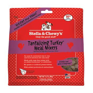Stella & Chewy's Meal Mixers FD Tantalizing Turkey 3.5 oz