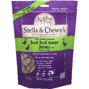 Stella & Chewy's Cat FD Duck Duck Goose 9 oz
