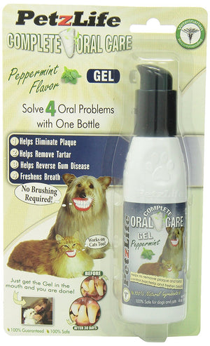 PetzLife Oral Gel for Dogs