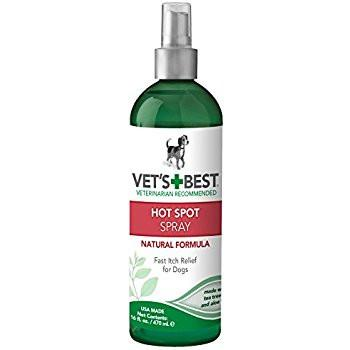 Vet's Best Hot Spot Spray 8 oz