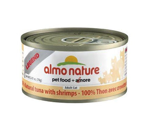 Almo Nature Tuna and Shrimp Cat Food