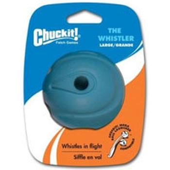 Chuckit! Launcher Compatible Ball the Whistler Large 1 Pack