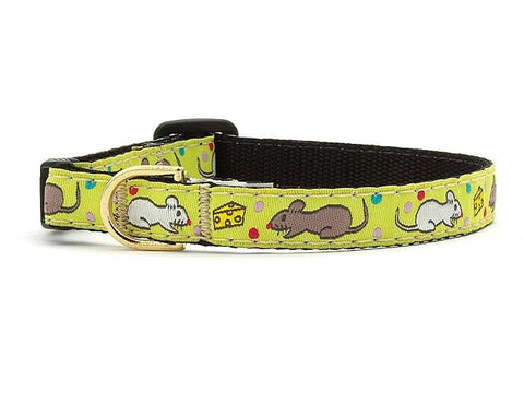 Up Country Cat 12'' Say Cheese Collar