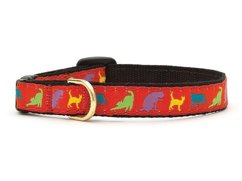 Up Country Cat 12'' Cats Collar
