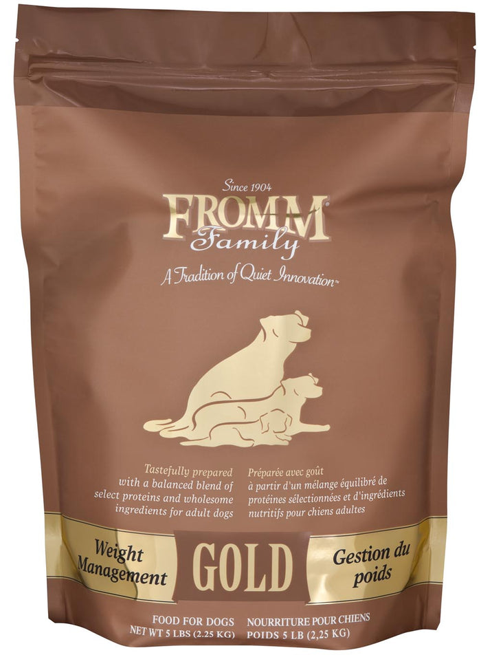 Fromm Gold Weight Management - Dog