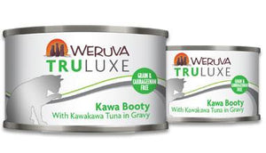 Weruva Truluxe Canned Cat Food - Kawa Booty