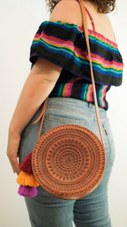 Redondita - Chiapas Leather Bag