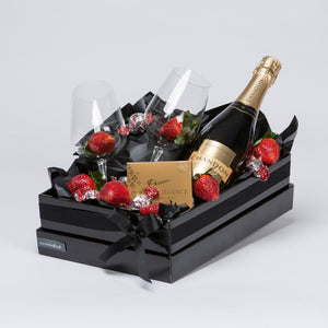 Chandon & Strawberries