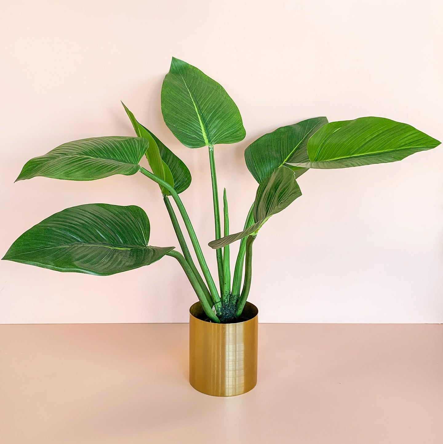 Faux Potted Plant