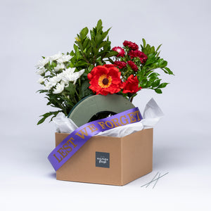 DIY Anzac Day Wreath Kit