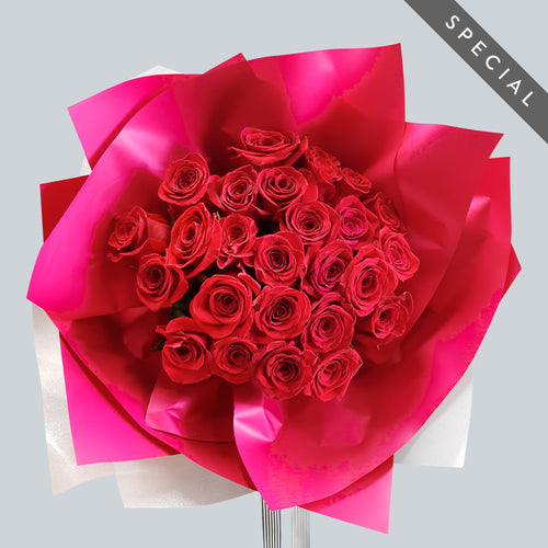 20 Rose Bouquet Special