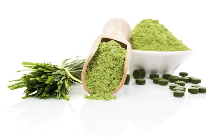 SPIRULINA FUELS YOUR ACTIVE LIFESTYLE