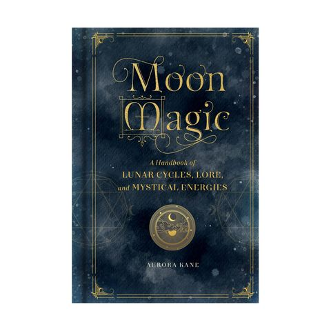 Moon Magic: A Handbook of Lunar Cycles, Lore & Mystical Energies