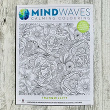 Tranquility Calming Colouring Book