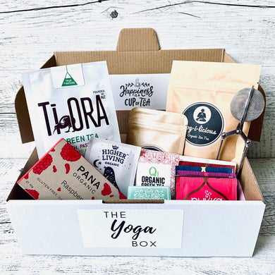 Tea Lovers Box - PREORDER