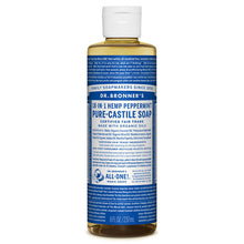 Dr.Bronner's Pure-Castile Liquid Soap (variety of scents)