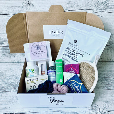 Pamper & Rejuvenate Box
