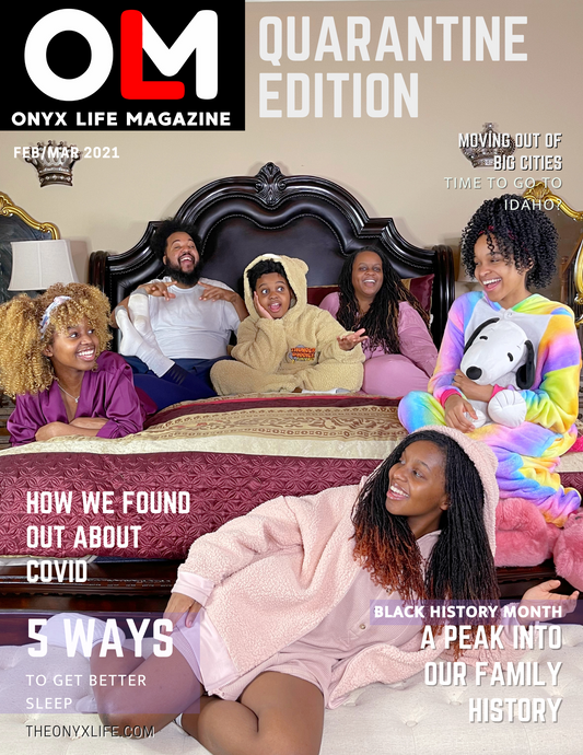 Onyx Life Magazine Feb/ Mar 2021 Print