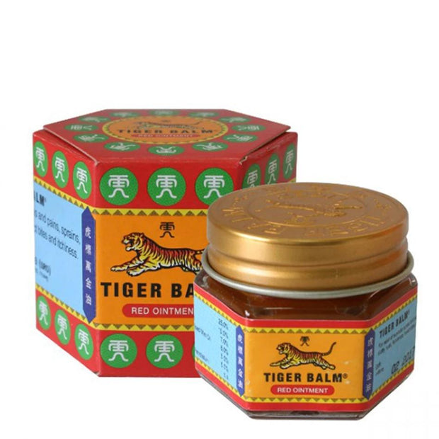 Red Tiger Balm Painkiller