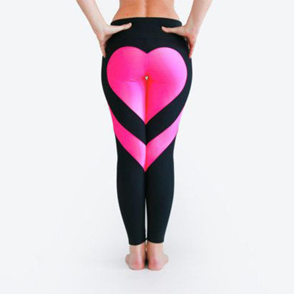 HEART BOOTY LEGGINGS, Leggings, Think Bazaar