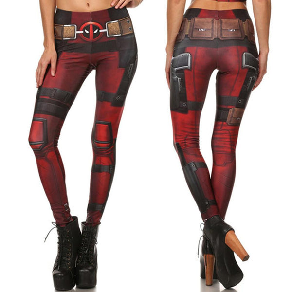 ANTIHERO LEGGINGS, Leggings, Think Bazaar