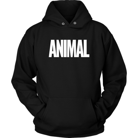 ANIMAL HOODIE, Hoodies, Think Bazaar