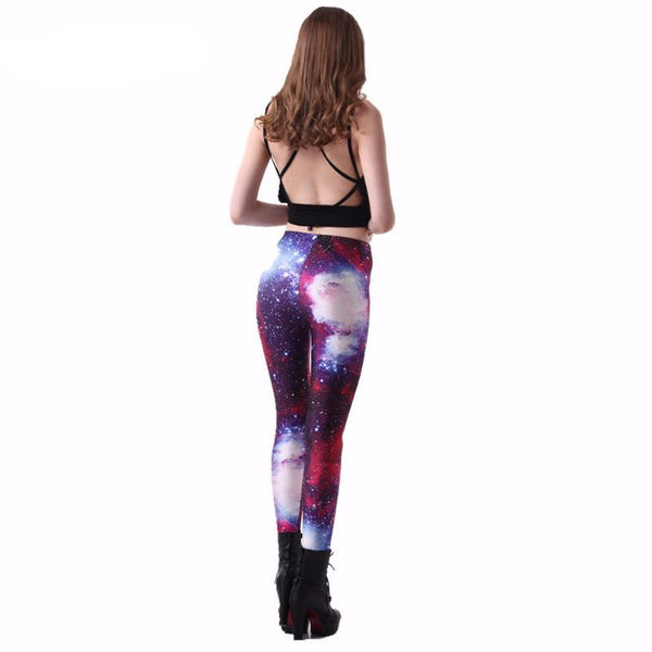 GALAXY LEGGINGS, Leggings, Think Bazaar