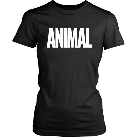 ANIMAL T-SHIRT, T-shirt, Think Bazaar