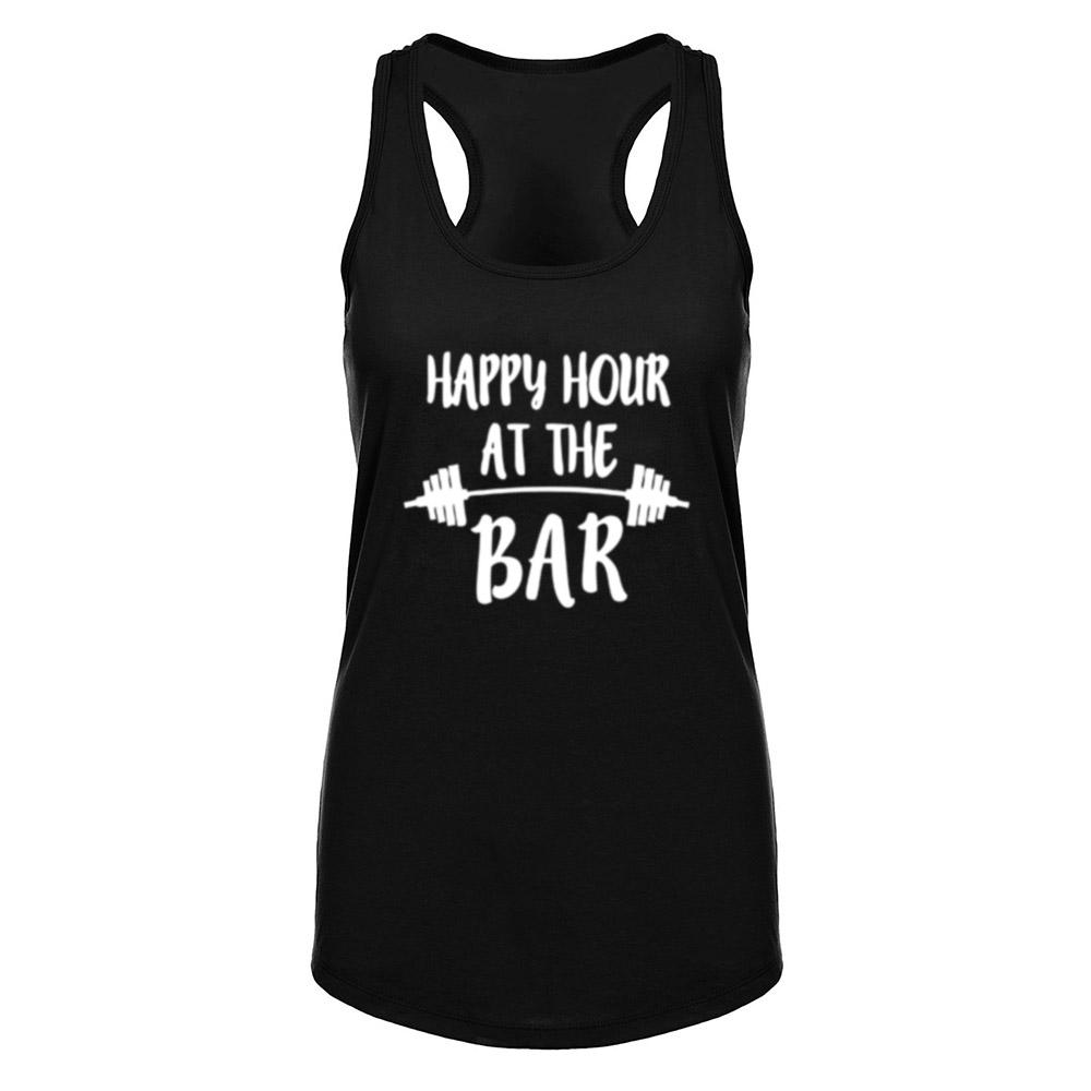 HAPPY HOUR AT THE BAR TANK TOP, Tank Tops, Think Bazaar