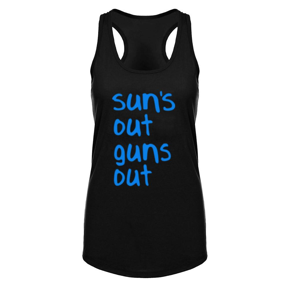 SUN'S OUT GUNS OUT TANK TOP, Tank Tops, Think Bazaar