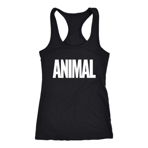 ANIMAL TANK TOP, Tank Tops, Think Bazaar