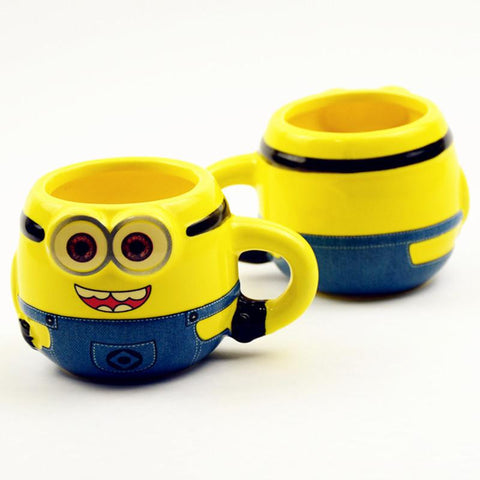 Minions Ceramic Cup, Baby, Think Bazaar