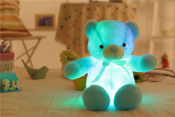 Mr. Huggable - LED Teddy Bear, Baby, Think Bazaar