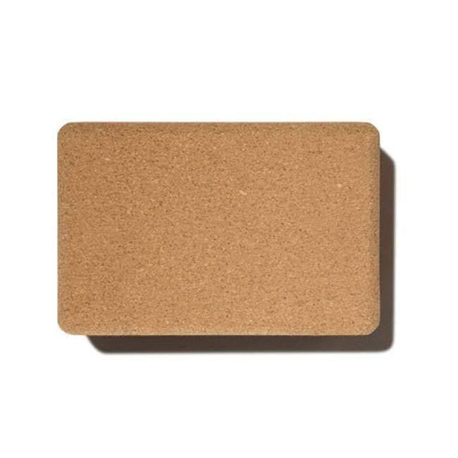 YOGA BLOCK [CORK] (2PCS)