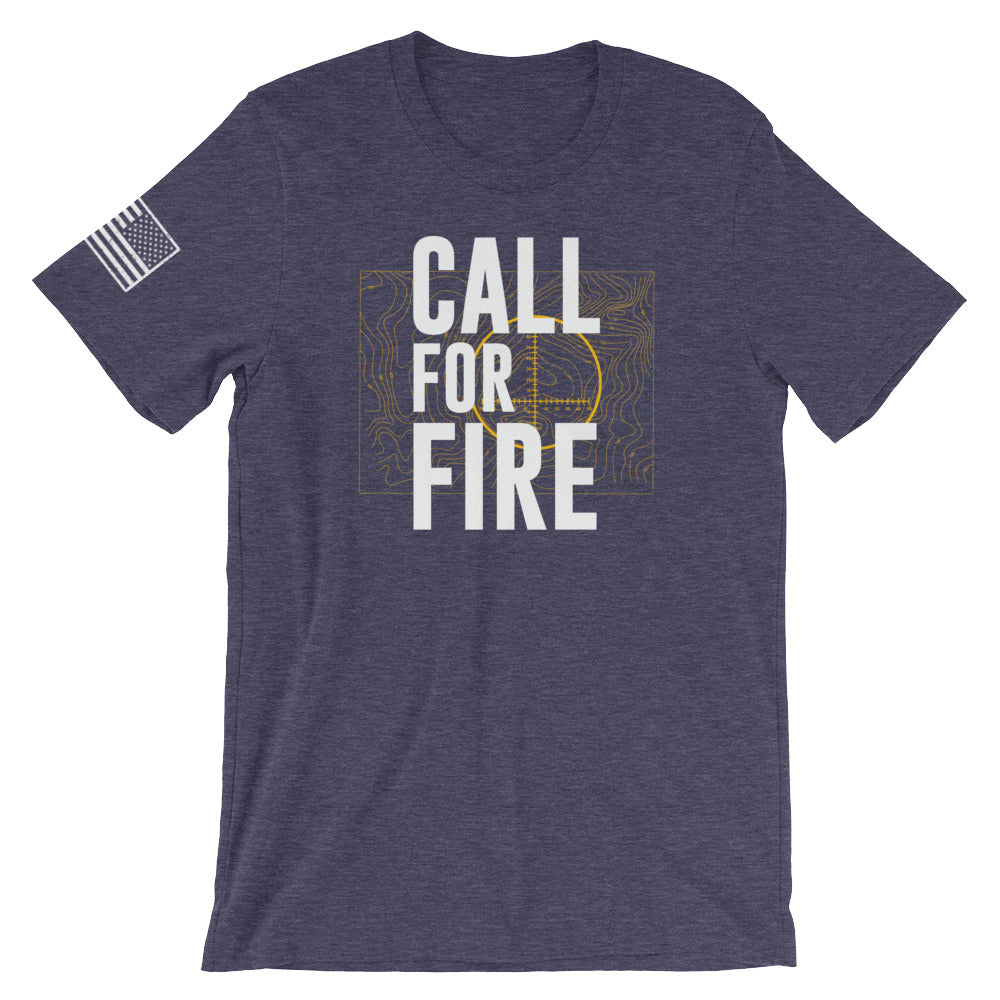 Call For Fire Short Sleeve Tee